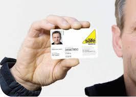 Gas Safe ID Card